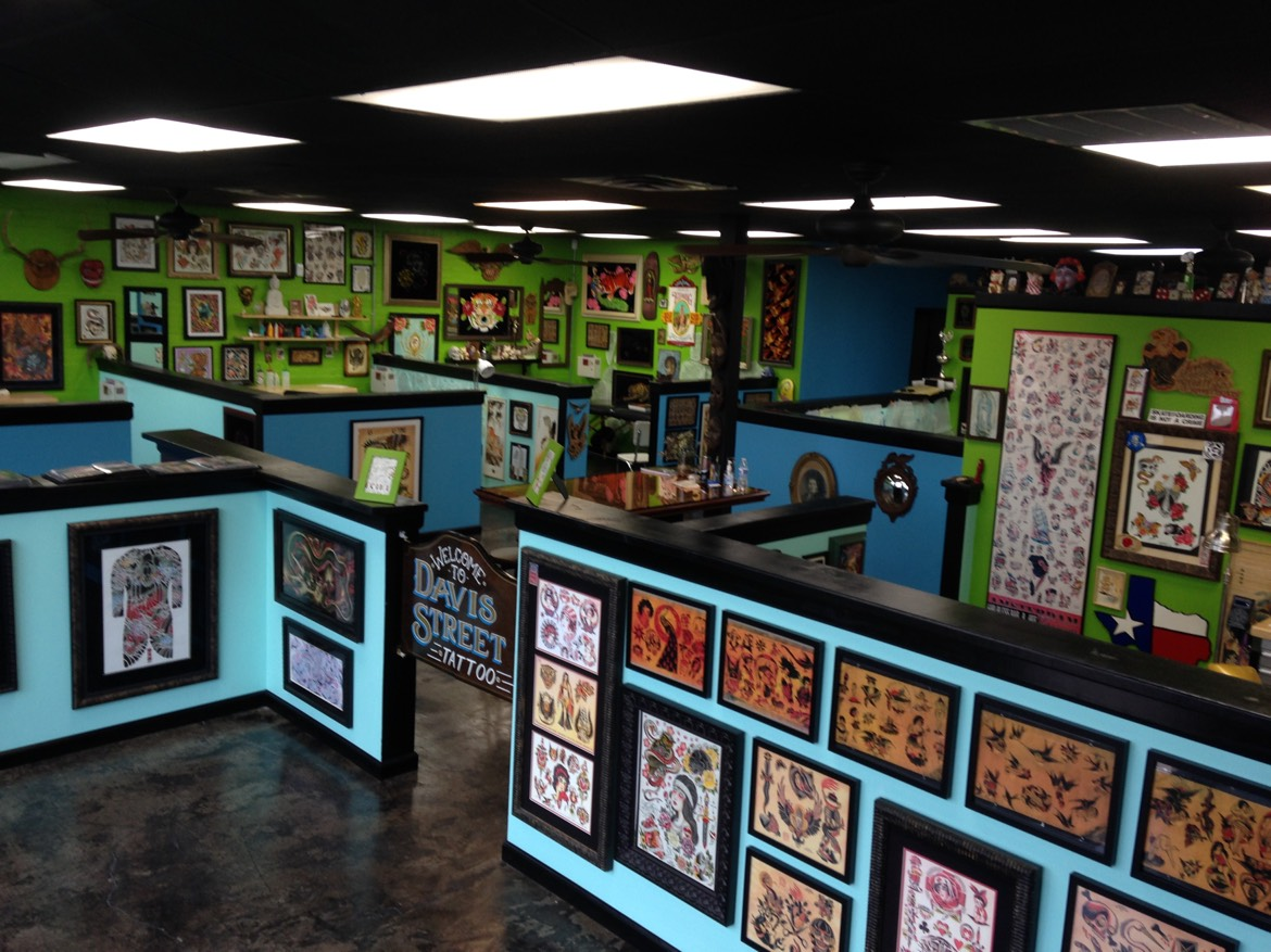 Dallas tattoo shop